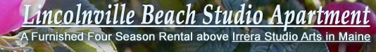 LINCOLNVILLE BEACH VACATION RENTAL